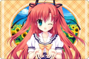 Rating: Safe Score: 50 Tags: digital_version mitha nanawind seifuku takasaki_honoka yuyukana User: blooregardo