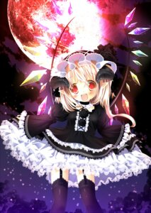 Rating: Safe Score: 14 Tags: flandre_scarlet horns lolita_fashion sefa stockings thighhighs touhou User: mula3