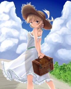 Rating: Safe Score: 45 Tags: darjeeling dress girls_und_panzer nksk summer_dress User: Ulquiorra93