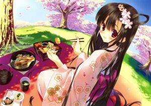 Rating: Safe Score: 32 Tags: arikawa_satoru kimono User: Twinsenzw