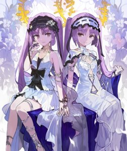 Rating: Safe Score: 50 Tags: alchemaniac dress euryale fate/grand_order stheno User: nphuongsun93