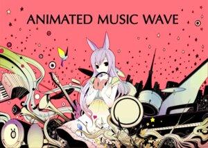 Rating: Safe Score: 18 Tags: animal_ears dress headphones kimura_daisuke User: fireattack