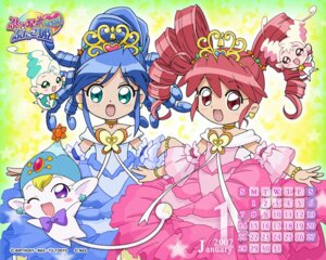 Rating: Safe Score: 2 Tags: calendar dress fine fushigiboshi_no_futago_hime fushigiboshi_no_futago_hime_gyu jpeg_artifacts kyukyu poomo pyupyu rein wallpaper User: Manabi