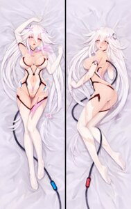 Rating: Explicit Score: 49 Tags: ass dakimakura erect_nipples hanshu leotard mecha_musume no_bra nopan pussy pussy_juice see_through thighhighs torn_clothes User: Dreista