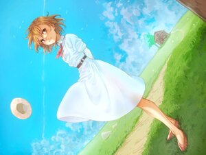 Rating: Safe Score: 19 Tags: dress misaka_mikoto puma_(hyuma1219) summer_dress to_aru_majutsu_no_index User: Mr_GT
