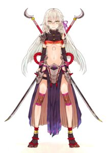 Rating: Questionable Score: 34 Tags: armor sono sword underboob User: Nekotsúh