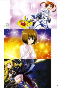 Rating: Safe Score: 9 Tags: fate_testarossa mahou_shoujo_lyrical_nanoha mahou_shoujo_lyrical_nanoha_a's mahou_shoujo_lyrical_nanoha_the_movie_2nd_a's niigaki_kazunari takamachi_nanoha yagami_hayate User: drop