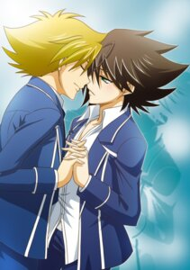 Rating: Safe Score: 5 Tags: cardfight_vanguard kai_toshiki male miwa_taishi seifuku tsunoda_wei yaoi User: charunetra