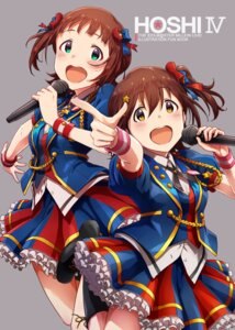 Rating: Safe Score: 19 Tags: amami_haruka ayano_yuu kasuga_mirai the_idolm@ster the_idolm@ster_million_live User: animeprincess