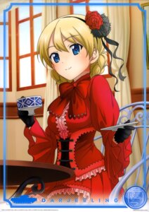 Rating: Safe Score: 20 Tags: darjeeling dress girls_und_panzer tagme User: drop