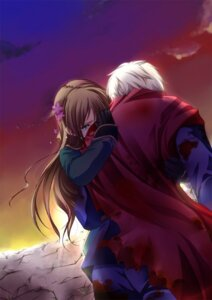 Rating: Safe Score: 13 Tags: hetalia_axis_powers hungary prussia tokei User: yumichi-sama