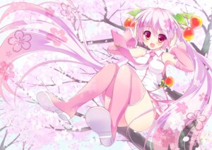 Rating: Safe Score: 55 Tags: ame_to_yuki hatsune_miku sakura_miku vocaloid User: 椎名深夏