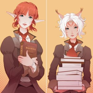 Rating: Safe Score: 2 Tags: animal_ears elf hy136 pointy_ears User: Radioactive