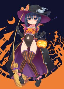 Rating: Questionable Score: 28 Tags: halloween homura_subaru loli thighhighs witch User: fairyren