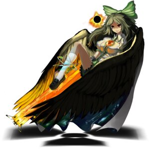 Rating: Safe Score: 5 Tags: arugeri reiuji_utsuho touhou User: Radioactive
