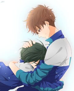 Rating: Safe Score: 4 Tags: free! high_speed! kirishima_ikuya kirishima_natsuya male runano User: kunkakun