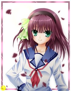 Rating: Safe Score: 11 Tags: angel_beats! mizukimaru seifuku yurippe User: Radioactive