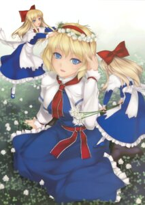 Rating: Safe Score: 18 Tags: alice_margatroid fixed rokuwata_tomoe shanghai touhou User: kamel