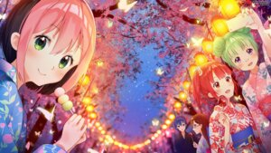 Rating: Safe Score: 22 Tags: bandaid mocha_(osu!) osu! pippi_(osu!) sunako_(veera) yukata User: Spidey