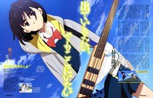 Rating: Safe Score: 12 Tags: guitar seifuku sora_no_aosa_wo_shiru_hito_yo tagme torii_takafumi User: drop