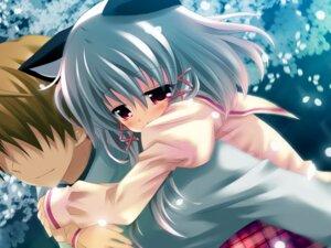 Rating: Safe Score: 12 Tags: animal_ears game_cg hanafubuki nekomimi sakuramori_akasha sakurazawa_izumi seifuku silver_bullet User: withul