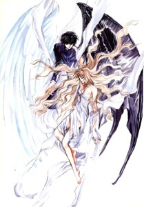 Rating: Safe Score: 2 Tags: clamp monou_kotori shirou_kamui x User: Share