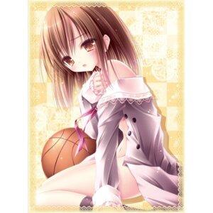 Rating: Questionable Score: 68 Tags: basketball jpeg_artifacts kashii_airi loli nopan open_shirt ro-kyu-bu! seifuku tinkle User: orzsro