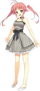 Rating: Safe Score: 39 Tags: dress effordom_soft heels kazama_akari koikishi_purely_kiss yuuki_hagure User: Radioactive