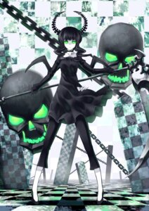 Rating: Safe Score: 24 Tags: black_rock_shooter dead_master izumi_sai vocaloid User: fireattack
