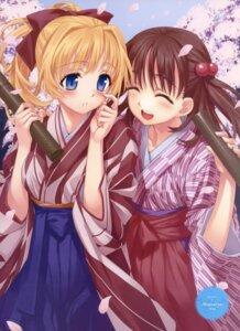 Rating: Safe Score: 30 Tags: japanese_clothes matsuryuu User: midzki