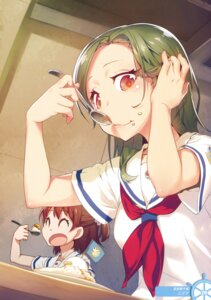 Rating: Safe Score: 30 Tags: high_school_fleet nilitsu ogasawara_hikari seifuku takeda_michiru User: Twinsenzw