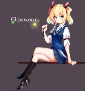 Rating: Safe Score: 35 Tags: arnold-s glowworm_(zhanjianshaonv) heels seifuku zhanjianshaonv User: mash