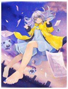 Rating: Safe Score: 30 Tags: dress feet tsurushima_tatsumi User: nphuongsun93