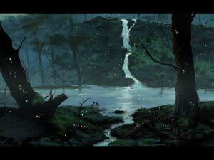 Rating: Safe Score: 26 Tags: landscape sasaki112 wallpaper User: charunetra