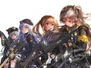 Rating: Safe Score: 19 Tags: g11_(girls_frontline) girls_frontline gun hk416_(girls_frontline) sakura_honoka_(srhk0623) thighhighs ump45_(girls_frontline) ump9_(girls_frontline) User: BattlequeenYume