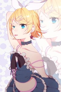 Rating: Safe Score: 19 Tags: kagamine_rin minami_haruya vocaloid User: charunetra