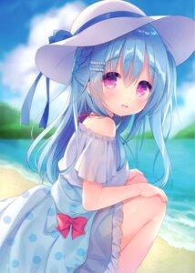 Rating: Safe Score: 42 Tags: dress summer_dress tagme usashiro_mani User: kiyoe