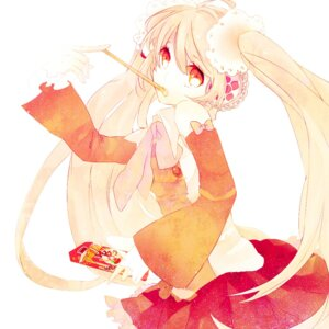 Rating: Safe Score: 11 Tags: hatsune_miku kyama vocaloid User: Nekotsúh