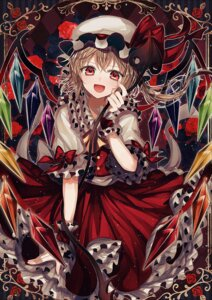 Rating: Safe Score: 42 Tags: abandon_ranka flandre_scarlet touhou wings User: charunetra