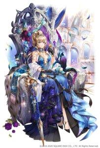 Rating: Questionable Score: 6 Tags: cleavage dress heels nemusuke no_bra romancing_saga_re;universe sword tagme User: Dreista