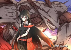Rating: Safe Score: 16 Tags: akame akame_ga_kill! bandaid monster tashiro_tetsuya tattoo User: kiyoe