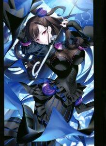 Rating: Safe Score: 51 Tags: fate/grand_order kousaki_rui murasaki_shikibu_(fate) User: kiyoe
