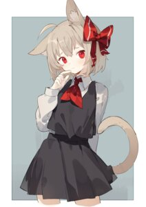Rating: Safe Score: 25 Tags: animal_ears rumia sh tail touhou User: Mr_GT