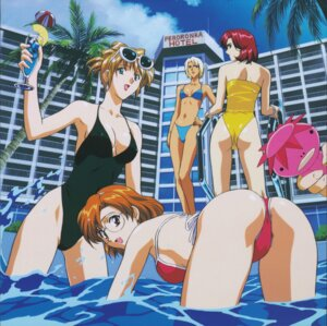 Rating: Safe Score: 21 Tags: agent_aika aida_rion bikini sumeragi_aika swimsuits yamauchi_noriyasu User: Radioactive