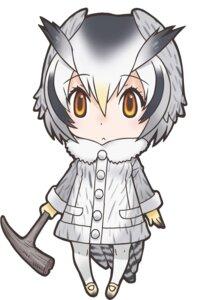 Rating: Safe Score: 5 Tags: kemono_friends northern_white-faced_owl pantyhose weapon yoshizaki_mine User: saemonnokami