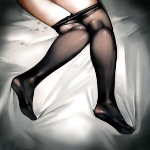 Rating: Questionable Score: 51 Tags: feet pantyhose yom User: Brufh