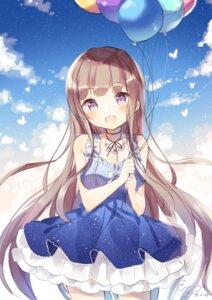 Rating: Safe Score: 13 Tags: dress kanadetsuki_shion signed User: RyuZU