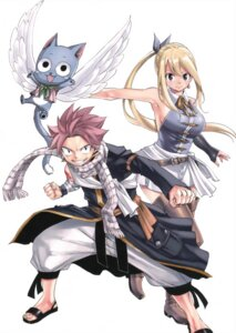 Rating: Safe Score: 9 Tags: bandages fairy_tail happy_(fairy_tail) lucy_heartfilia mashima_hiro natsu_dragneel neko no_bra tattoo thighhighs wings User: Radioactive