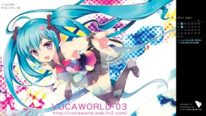 Rating: Safe Score: 55 Tags: hatsune_miku rei tell_your_world_(vocaloid) thighhighs vocaloid User: 椎名深夏