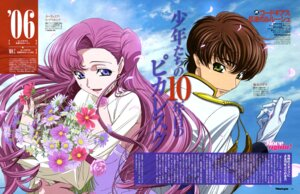 Rating: Safe Score: 14 Tags: chiba_yuriko code_geass dress euphemia_li_britannia kururugi_suzaku uniform User: drop